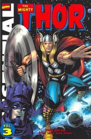 Thor # 3 TPB Softcover - Essential (2005 - 2013)