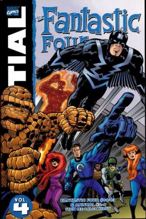 Fantastic Four # 4 SÉRIE Essential Fantastic Four (2008 - 2013)