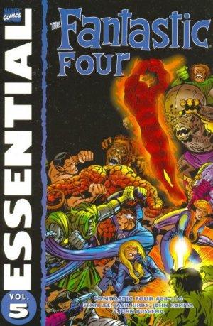 Fantastic Four # 5 SÉRIE Essential Fantastic Four (2008 - 2013)