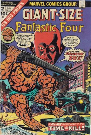 Giant-Size Fantastic Four # 2 Issues (1974 - 1975)