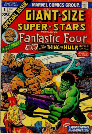 Giant-Size Super-Stars édition Issues