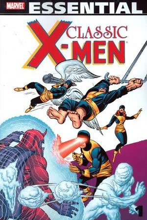 Uncanny X-Men édition TPB Softcover (souple) - Essential