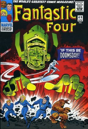 Fantastic Four # 2 TPB Hardcover - Omnibus - Issues V1
