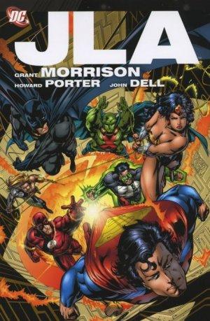 JLA - Secret Files and Origins # 1 TPB Hardcover (cartonnée)