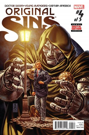 Original Sins # 4 Issues V1 (2014)
