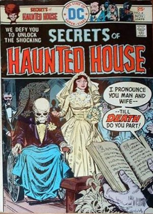 Secrets of Haunted House # 4 Issues