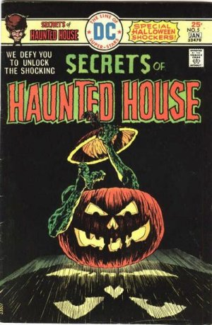 Secrets of Haunted House # 5 Issues
