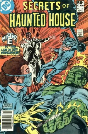 Secrets of Haunted House # 35 Issues