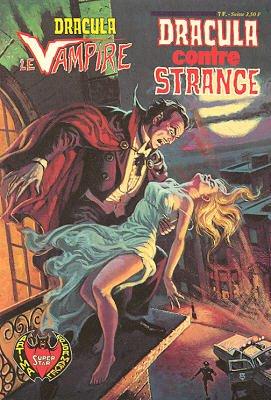 Dracula Le Vampire édition Kiosque (1980 - 1983)