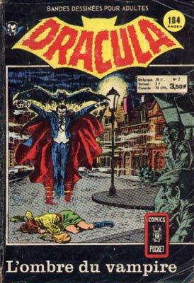 Dracula Le Vampire édition Kiosque (1974 - 1979)