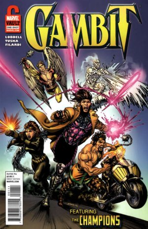 Gambit and the Champions - From The Marvel Vault édition Issues