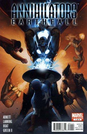 Annihilators - Earthfall édition Issues