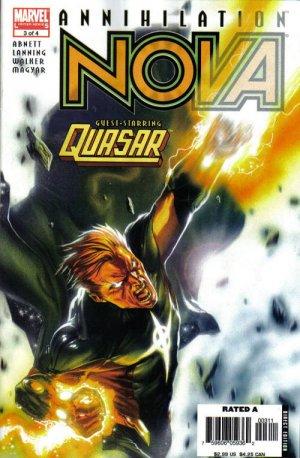 Annihilation - Nova # 3 Issues (2006)