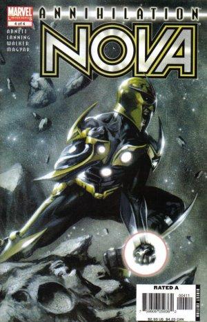 Annihilation - Nova # 4 Issues (2006)
