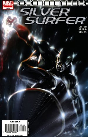 Annihilation - Silver Surfer édition Issues (2006)