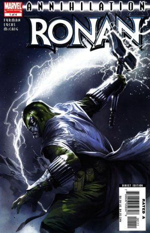 Annihilation - Ronan édition Issues (2006)