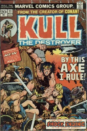Kull The Destroyer édition Issues