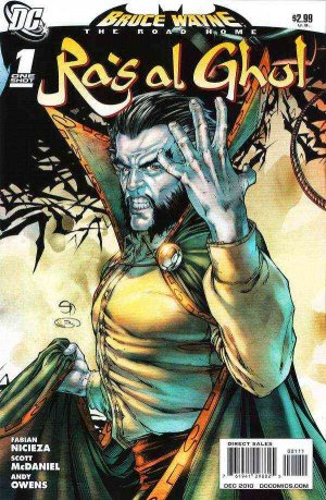Bruce Wayne - The Road Home - Ra's al Ghul édition Issues