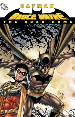 Bruce Wayne - The road home édition TPB softcover (souple)