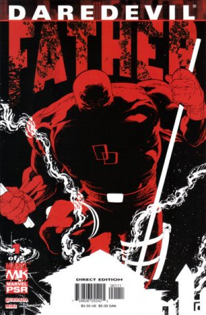 Daredevil - Father édition Issues