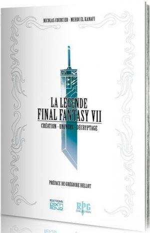 La Légende Final Fantasy VII édition Simple