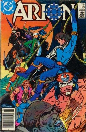 Arion # 20 Issues V1 (1982 - 1985)