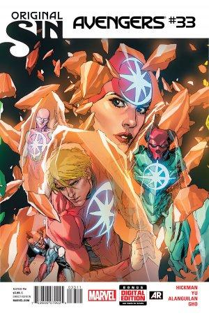 Avengers # 33 Issues V5 (2012 - 2015)