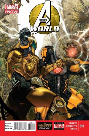 Avengers World # 10 Issues (2014 - 2015)