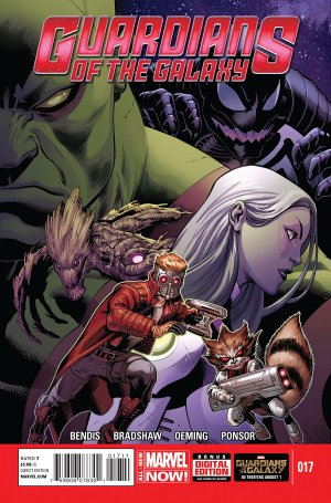 Les Gardiens de la Galaxie # 17 Issues V3 (2012 - 2015)