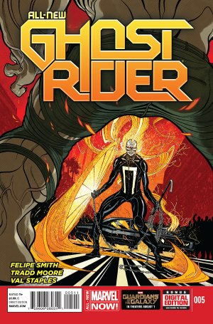 All-New Ghost Rider # 5 Issues (2014 - 2015)