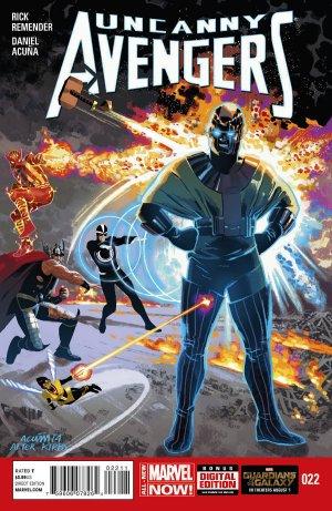 Uncanny Avengers # 22 Issues V1 (2012 - 2014)