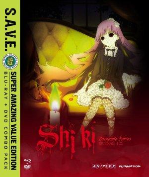 Shi Ki édition Intégrale DVD+Blu-Ray
