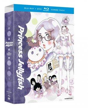Princess Jellyfish édition Combo Blu-Ray/DVD
