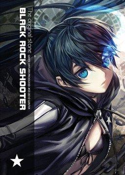 Black Rock Shooter & Vocaloid White édition Simple