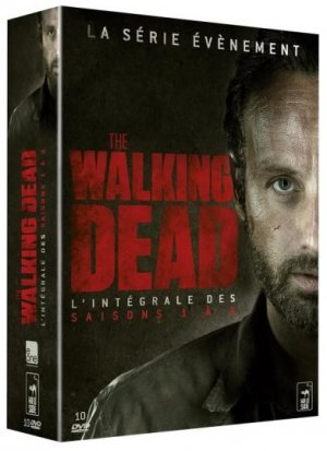 The Walking Dead édition Coffret DVD saisons 1 à 3