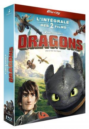 Dragons 1 et 2 édition Coffret