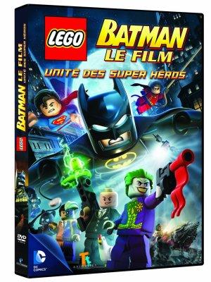 LEGO Batman : le film - Unité des supers héros DC Comics édition Simple