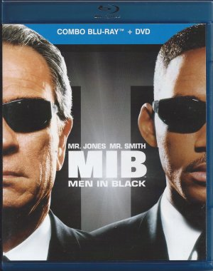 Men in Black édition Combo Blu-Ray + DVD