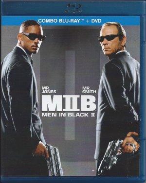 Men in Black II édition Combo Blu-Ray + DVD