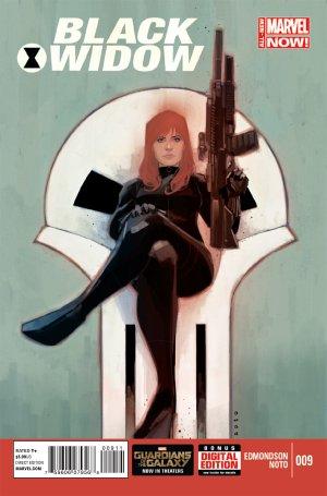 Black Widow # 9 Issues V5 (2014 - 2015)