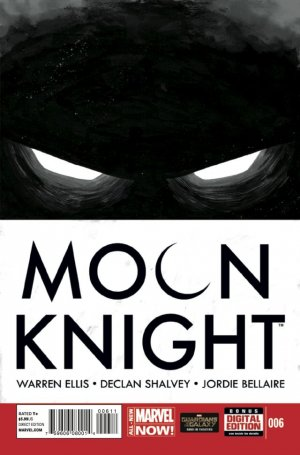 Moon Knight # 6 Issues V7 (2014 - 2015)