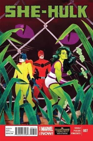 Miss Hulk # 7 Issues V3 (2014 - 2015)