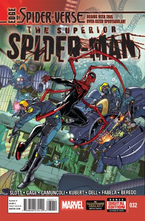 The Superior Spider-Man # 32 Issues V1 (2013 - 2014)
