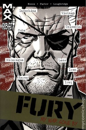 Fury Max édition TPB Hardcover (2014)