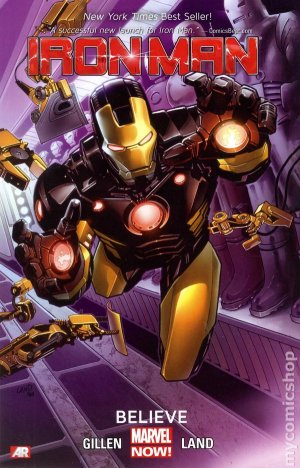 Iron Man édition TPB Softcover - Issues V5 (2014)