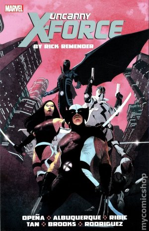 Uncanny X-Force édition TPB Softcover - Issues V1 (2014)
