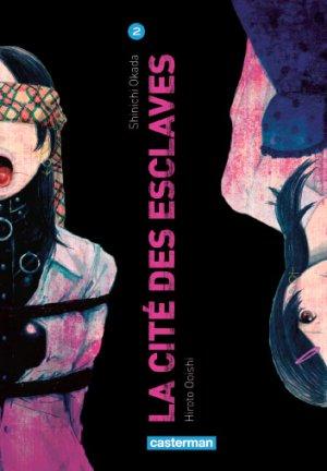 couverture, jaquette La cité des esclaves 2  (casterman manga)