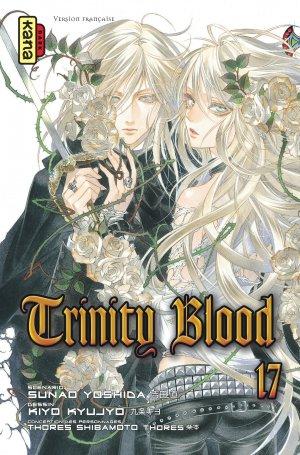 couverture, jaquette Trinity Blood 17  (kana) Manga