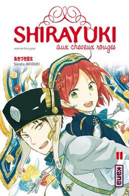 Shirayuki aux cheveux rouges # 11