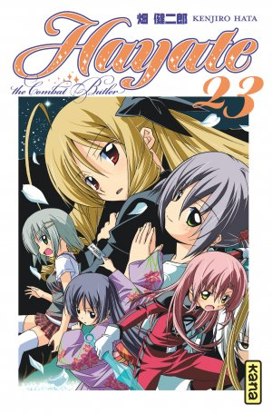 Hayate the Combat Butler # 23